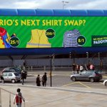 RT @paddypower: Seen our billboard at Lime St? What will Mario get up to next? Read up on the market here --> http://t.co/759EgxKxzt http://t.co/exxVYBjgsb