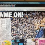 Dear soccer ... I mean football. We were wrong and were sorry. You guys rock. From Sunday Herald Sun #MelbDerby http://t.co/poVhiyMAIR