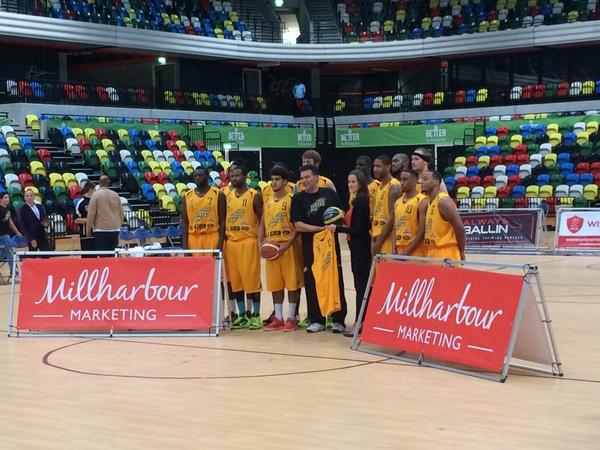 Delighted to work with @London_Lions basketball. 91-63 win over Plymouth Raiders last night. DM me for sponsorship. http://t.co/KgDsl8lNl9
