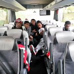 RT @Atlanta_Falcons: The Falcons are on the bus and headed to Trafalgar Square for the @nfl_uk Fan Rally. #UKFalcons #RiseUp http://t.co/S5BjXh3NNc