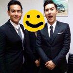 #Siwon twitter update :  Bersama Eddie dan saudara perempuannya yang cantik :) mencoba menjaga privasi nya https://t.co/VWkpGK4Z5j