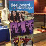 RT @PeelSchools: #PeelAdvantage Fair doors open at 10 at Mississauga SS. Come learn about our fab Mississauga middle & high schools! http://t.co/JHBydJq0HM
