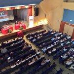 RT @agullamas: Un saludo desde aquí a todo@s l@s jóvenes cofrades de #Lorca que están participando en @JovenesHHCC. #JOHC2014 http://t.co/XQuelbOimZ