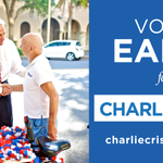 RT @FlaDems: RT @CharlieCrist: Good morning! It's going to be a beautiful day - take 5 minutes and go vote: http://t.co/04wueDkeN9 http://t.co/W8s7YGT7Xs
