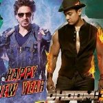 Shah Rukh Khan's 'Happy New Year' breaks Aamir Khan's 'Dhoom 3' record, collects over Rs 44 crore at the box office