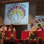 RT @Lavadillo86: #JOHC2014 diferentes pero todos cofrades! Cartagena 2014 http://t.co/hsYwbYBjUW