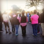 Some of our #lovebeyondwalls volunteers serving in pink today in honor of Breast Cancer Awareness! #giveloveaway http://t.co/MCbno9svmG