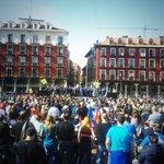 RT @silvialuengo14: Valladolid unido como nunca antes #yosoypingüino @pinguinosmotos http://t.co/c7nEmK5HbI