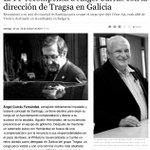 Galicia Conections: Cuando los desvergonzados buscan empleo, Tragsa siempre está ahí. Paga el contribuyente. http://t.co/P9dbSKsnTh