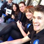 RT @UEATV: Having a great time here at presenter corner! #Squareverb #UEAOpenDay @UnionUEA http://t.co/2hKTFUqVuC