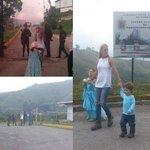 """Las fotos: Lilian Tintori junto a sus hijos """"bajo tensión"""" por traslado de Leopoldo http://t.co/wjh9FZ6T5w @combatiente21"""