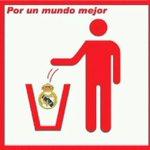 Bajón cuando ven que seguimos 1 punto arriba y pese a haber perdido en el Bernabéu... HOY MÁS QUE NUNCA VISCA BARÇA http://t.co/yFoDe6PUN2