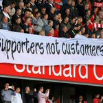 RT @LivEchonews: #LFC fans protested about ticket prices at #Anfield today http://t.co/JwcCqQISRP http://t.co/01ugHTP7mn