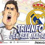 RT @tododeportes_pl: ¡Finaliza el juego! Real Madrid se impone 3-1 al Barcelona. http://t.co/y53ThRMNfr