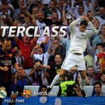 RT @SuperSportTV: #ElClasico - A dominant performance from Madrid gives them a 3-1 win over Barcelona. #SSFootball http://t.co/1VNkUk2Gb0