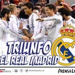 RT @tododeportes_pl: El Real Madrid se luce y se lleva el clásico frente al Barcelona. Lee la nota: http://t.co/f2was3ngQy http://t.co/gz7QoJsMfZ