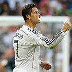 Neymar + Messi em La Liga 2014-15 = 16 Gols Cristiano Ronaldo = 16 Gols http://t.co/kfM5k12g4R