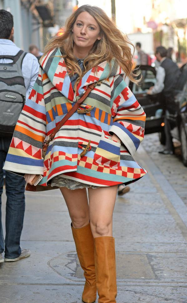 Confession: We're obsessed with Blake Lively's perfect pregnancy style! See her best looks: