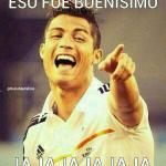 RT @ReinoMadridista: Decían que Luis Suárez iba a hacer un hat-trick en el Bernabéu. http://t.co/pEwjvgpRI7