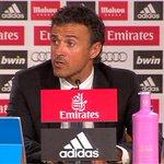 """Luis Enrique, sobre Piqué: """"Se ha resbalado, le ha dado en la mano, penalti claro y se acabó"""". #ElClásicoEnElPlus http://t.co/lun6hAWBwX"""