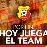 RT @CS_Herediano: @CS_Herediano vs @ldacr 8:00 p.m. Estadio Eladio Rosabal Cordero #SomosElTeam #Vamosporel24 http://t.co/3hj4Dqr6qW