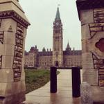 RT @withfilesfrom: So nice to see Hill open again. Flag half-mast. #ottnews #CanadaStrong http://t.co/uYEGg0b9D1