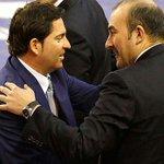 Detallazo: Ponsarnau y Pascual empezarán el GBC-Barça con un sistema de José Luis Abós http://t.co/jQqoGoY5kQ http://t.co/1g16QfUdJ2