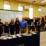 RT @FionaAtDal: Dean David Gray @dalagriculture and some of his terrific colleagues #dalopenhouse http://t.co/M79qiKGbzZ