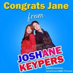 """@joshaneOFC: Congrats Jane!! You did a great job! Keypers are so proud of you! ???? JaneOineza MMK Princess http://t.co/RC0M7qfzfd"""