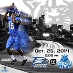 RT @PJVolker: See you in the Dome #PantherFamily @Jrobinson912 #LBEAST http://t.co/4nwkQ70z3k