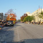 RT @mutigersdotcom: Almost time for the #MIZ103HC parade - cant believe how picture-perfect this morning is! #Mizzou http://t.co/shgKoUkiTm