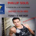 reserva YA tu lugar, el JUEVES 6 INICIAMOS #hiphop #coruña #gratis #calidad #funky #galicia http://t.co/jS27w9SKjw