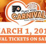 #Flyers Wives Carnival tickets are on sale now! Get yours and help support @FlyersCharities → http://t.co/DrWFgYoKXX http://t.co/8gsYK8sA7z