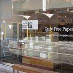 フリーペーパー専門店が休業から1年経て復活 東小金井に11月オープン http://t.co/U8N6GLnjP6 http://t.co/cr4z0a5UMR
