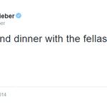 "RT @biebersmaniabr: ""Treino e jantar com os amigos. Grande noite"" - Justin #EMABiggestFansJustinBieber http://t.co/ZoqADx1LSe"
