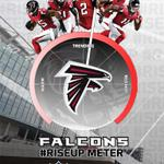 """""""@nfl_uk: Lets move the #RISEUP meter to RED HOT and set a trend in London! #NFLUK http://t.co/HfZfvNsP7q""""#RiseUp"""