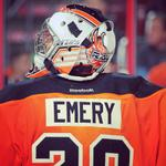 Ray Emery will backstop the #Flyers tonight against the Red Wings. Puck drops at 7pm. http://t.co/vL6dqSrhdi