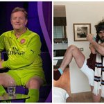POLL - Biggest Celebrity #FullKitWanker Of The Year!! RT for PIERS MORGAN FAV for RUSSELL BRAND http://t.co/q8oR3N7094