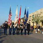 The @MU_Homecoming Parade has begun! Watch online: http://t.co/VUxFnnb9Iy #MIZ103HC http://t.co/SgS90hMSZ0