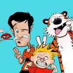 RT @sriramvasu: Version 2.0 of the Calvin and Hobbes illustration I did a long while back!