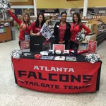 Get your morning started with the Falcons Tailgate Team! We are at 6300 powers ferry NW in Sandy Springs! #RiseUp http://t.co/B7EjCN3q87