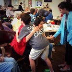 Our childrens choir got to make some new friends at Cherry Laurel this morning. #LoveTLH http://t.co/SaQGviJSQV