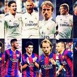 FAV si Real Madrid. RT si Barcelona. http://t.co/IaiiVkjRji