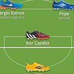 RT @SportYou: Las botas de fútbol de cada jugador del Clásico http://t.co/4IqgJbl1Xg http://t.co/JgNa5fUOh0