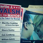 RT @blittle86: Knocking doors in West Roxbury for @marthacoakley, @maura_healey, @DebGoldbergMA and the other Dems #mapoli #bospoli http://t.co/Uee5X3yPQp