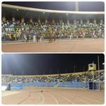 RT @alaa_saeed88: صورتين توضح الجزء المخصص لجماهير #الاتحاد في الملعب .. وباقي قليل ويصبح مدرج الذهب (( فل الفل )) http://t.co/5ME4PsZ55l