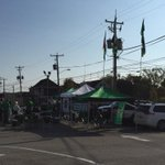 RT @HerdEquipment: Looks like the guys from @HerdFansINFO are already going strong today. Gotta love it! http://t.co/XrHJhmtALN