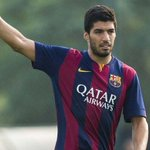 RT @mundodeportivo: CONFIRMADO: Luis Suárez, titular: http://t.co/J3u8M5Cs48 http://t.co/MoUqCbucyW