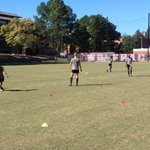 A little Saturday morning practice session on a beautiful day in a Raleigh. Go #Noles beat NC State! http://t.co/ahRhCSKzzd