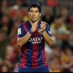 .@LuisSuarez9 debutará oficialmente con el Barça y se estrena como titular en el Santiago Bernabéu - @FCBarcelona_es http://t.co/IOQ60J68YT